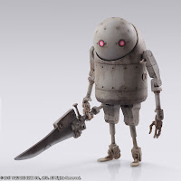 Nuevas imágenes de NieR: Automata Bring Arts Figures - Square Enix