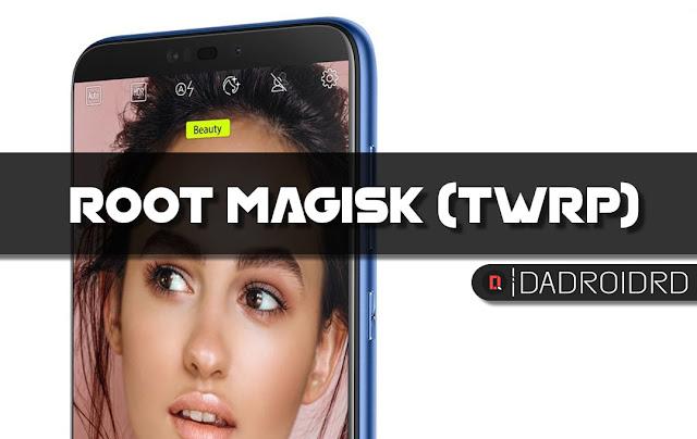 Cara ROOT Asus Zenfone Max M2 Tanpa PC