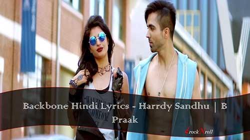 Backbone-Hindi-Lyrics-Harrdy-Sandhu-B-Praak