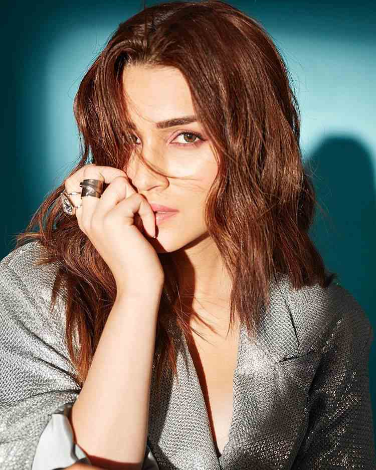 Kriti Sanon ever striking beguiling Photo shoot