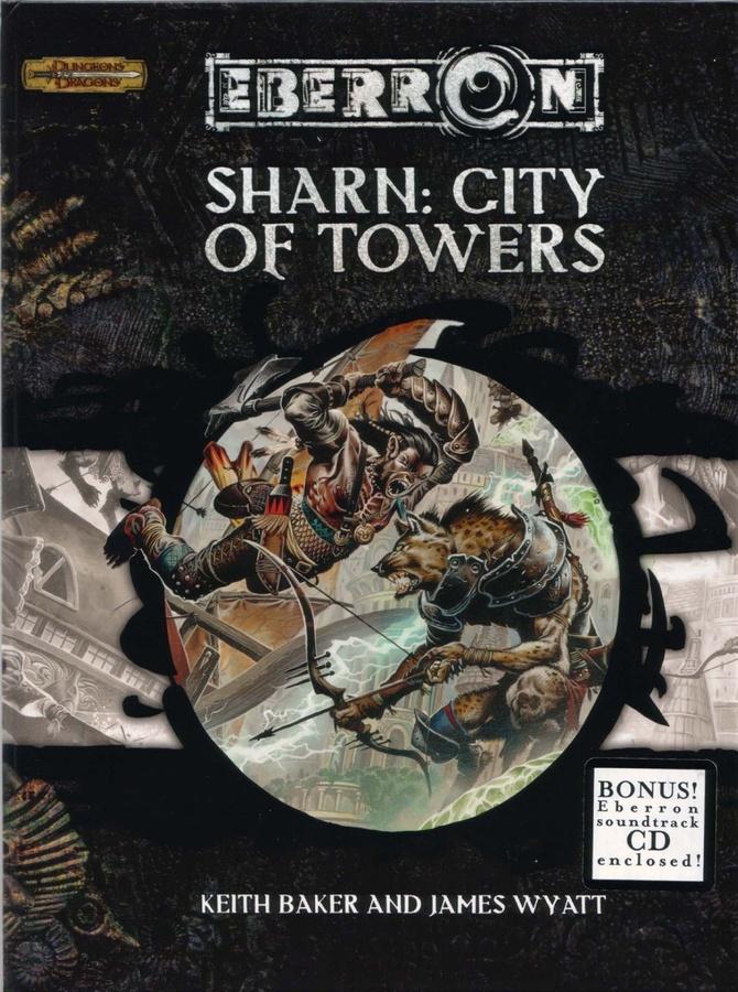 Shards Of Eberron Soundtrack