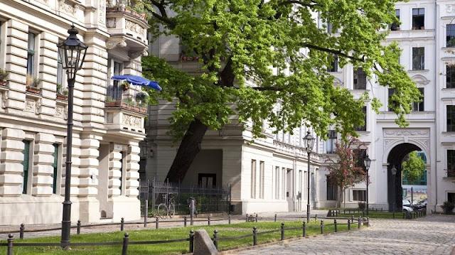 Riehmers Hofgarten em Berlim
