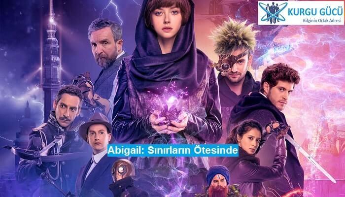 Abigail: Sınırların Ötesinde Film İncelemesi - Kurgu Gücü
