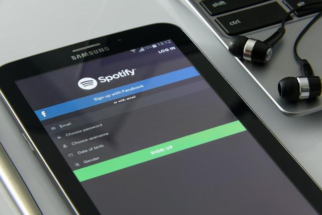 Spotify Pixabay