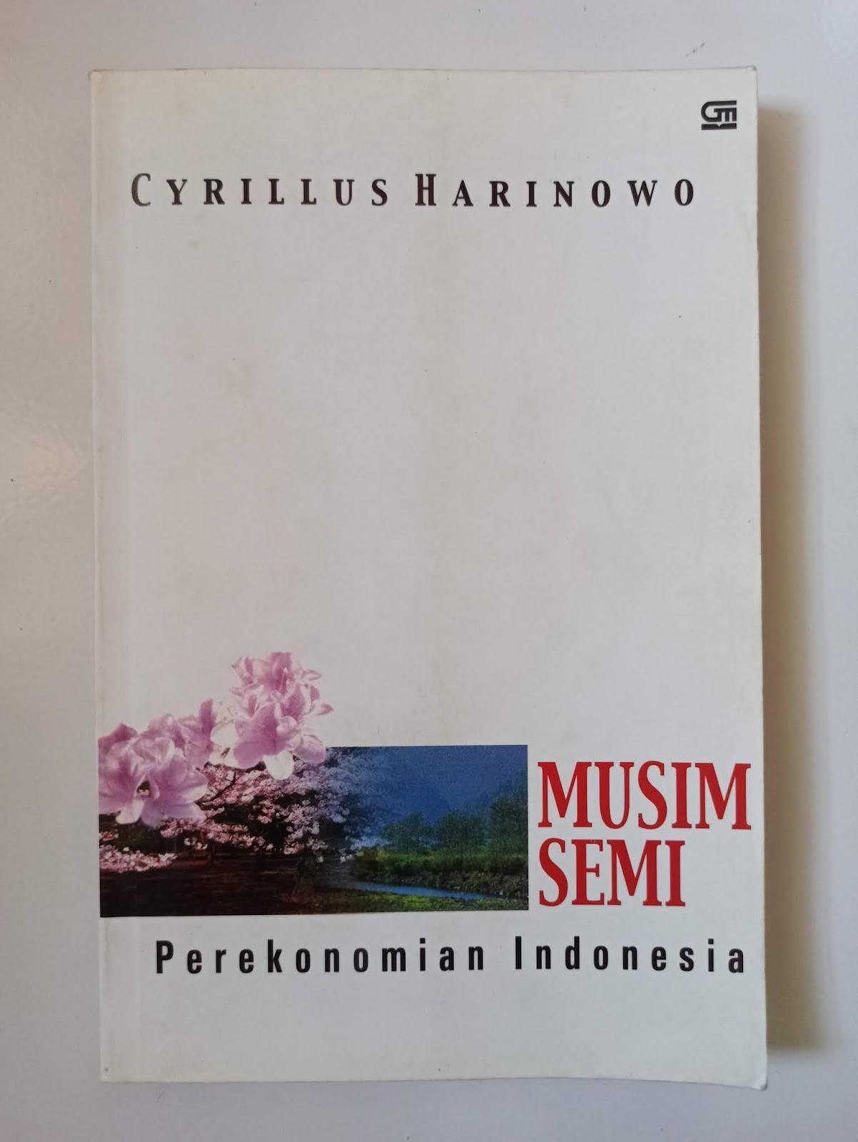 Buku Musim Semi Perekonomian Indonesia