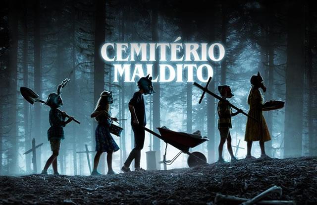 Cemitério Maldito | Muito potencial, porém pouco emocionante