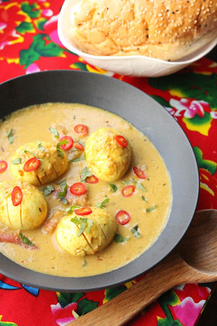 recette malaisie curry