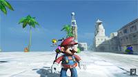 [Insolite] L'île Delfino de Super Mario Sunshine sous Unreal Engine 4