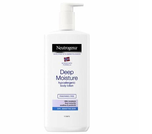 Lotiune de corp intens hidratanta pentru piele uscata si sensibila Neutrogena, 400 ml