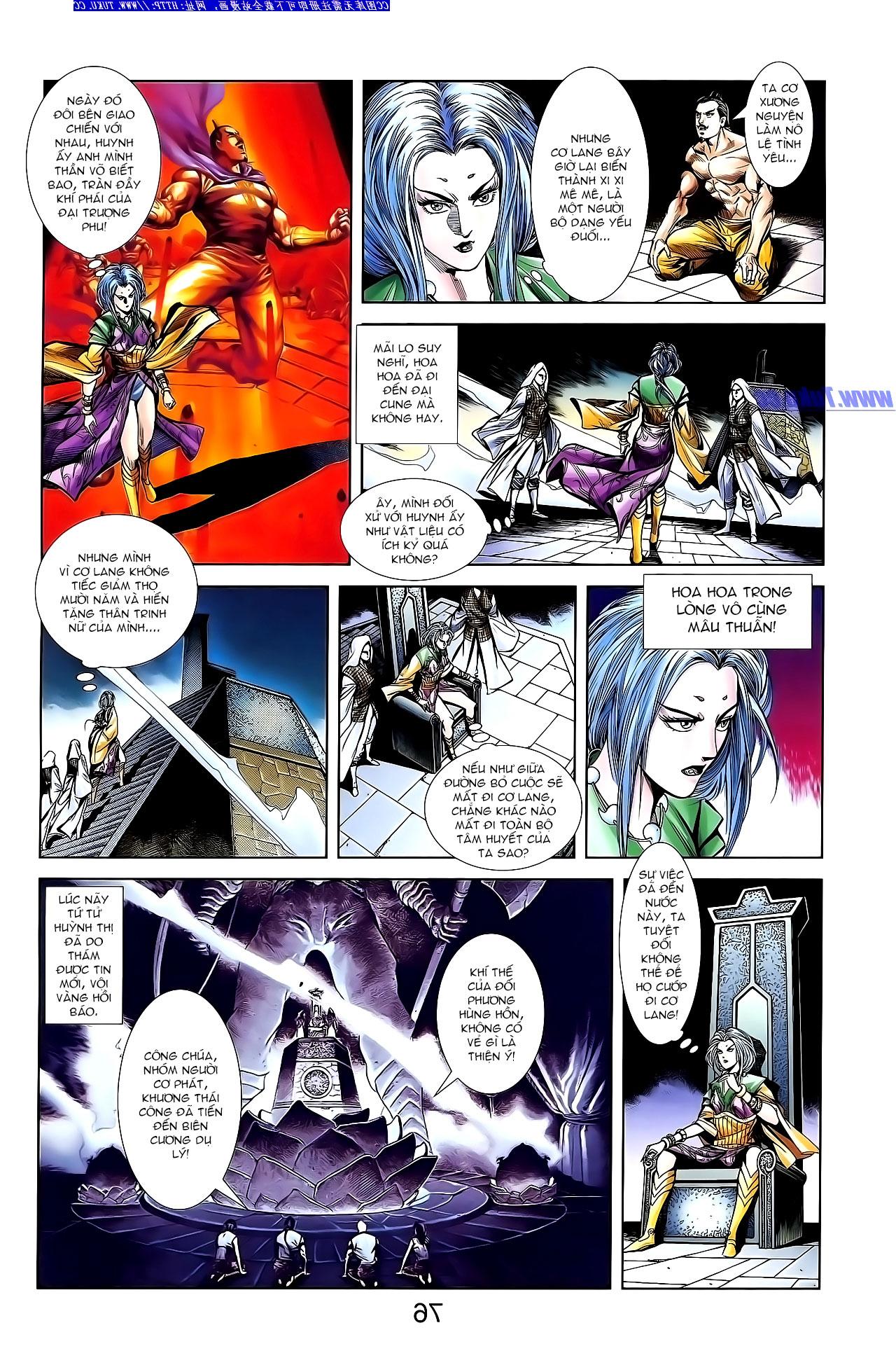 Cơ Phát Khai Chu Bản chapter 141 trang 20