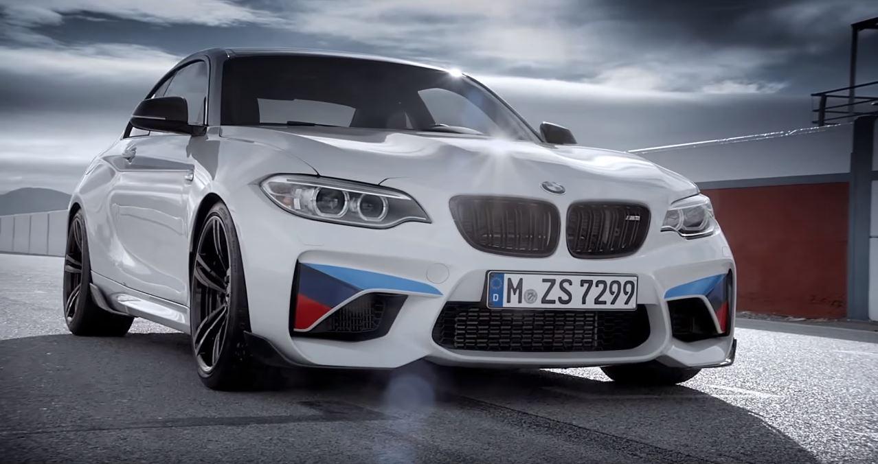 Canzone Pubblicità BMW M2 Accessori M Performance | Luglio 2016