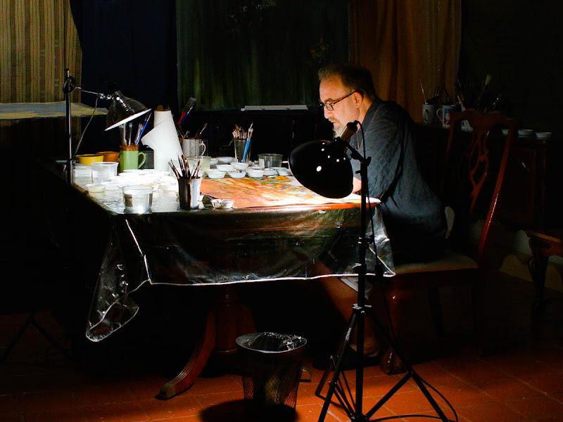 Série Painting with John estreia 25 de janeiro, na HBO