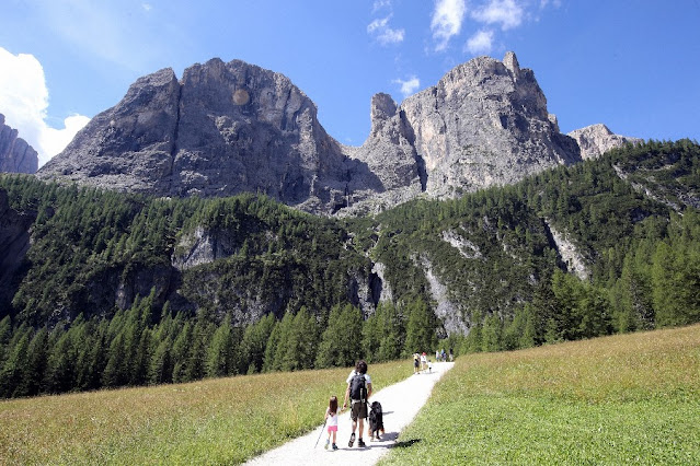 escursioni trekking val badia