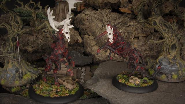 Briar Elk and Unithorn