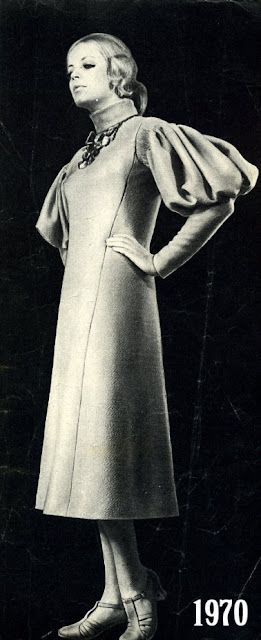 "Журнал ""Rigas modes"" 1970"