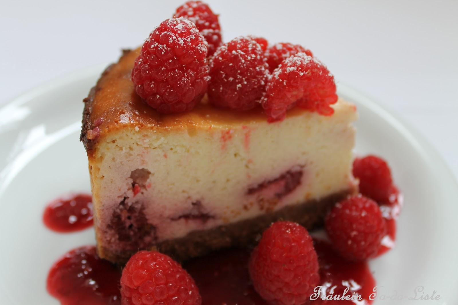 Himbeer Kuchen Kleine Form | Die Kleine Teststube Himbeer Sahne ...