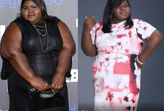 Actress Gabourey Sidibe has lost some weight (photo)