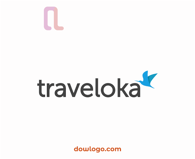 Logo Traveloka Vector Format CDR, PNG
