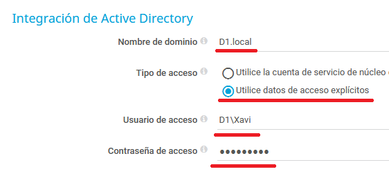 PRTG: Integrar en Active Directory