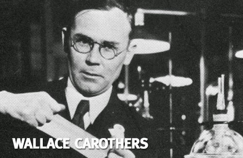 cb8434f008f Carothers and other chemists working for DuPont knew about polymers
