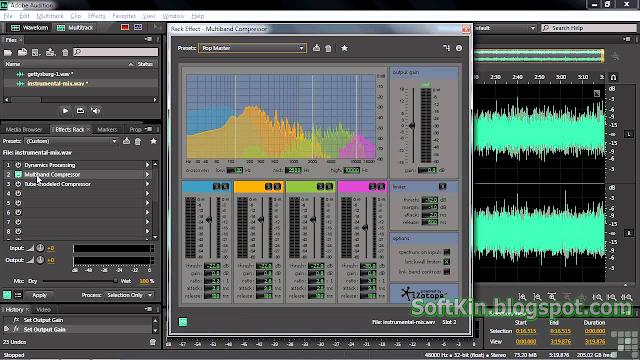 Adobe Audition CS6 for Windows 32 bit and 64 bit