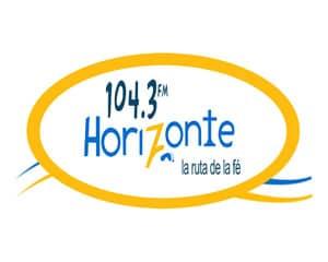 Programacion de Horizonte 104.3 FM en vivo, telefono de Horizonte 104.3 FM, descargar Horizonte 104.3 FM, emisoras de radio cristiana, listado de emisoras de radio cristianas, Horizonte 104.3 FM online, Horizonte 104.3 FM en vivo, escuchar Horizonte 104.3 FM por intenet,