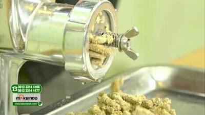 cara membuat pelet apung