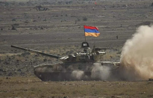 Αντεπίθεση των Αρμενίων και ανάκτηση περιοχών στο Ναγκόρνο Καραμπάχ