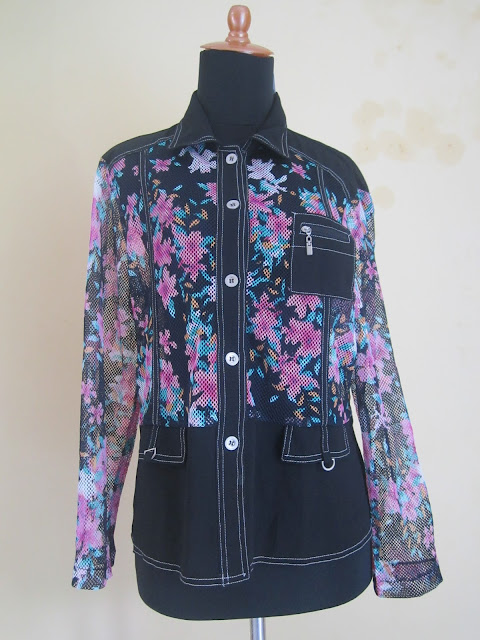 Jaket Wanita Basic Edition XL ( JKW 10 )