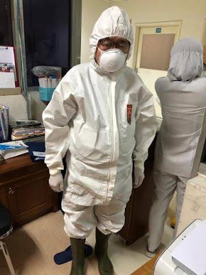Dokter Handoko, Komitmen Rela Mati ditengah Corona