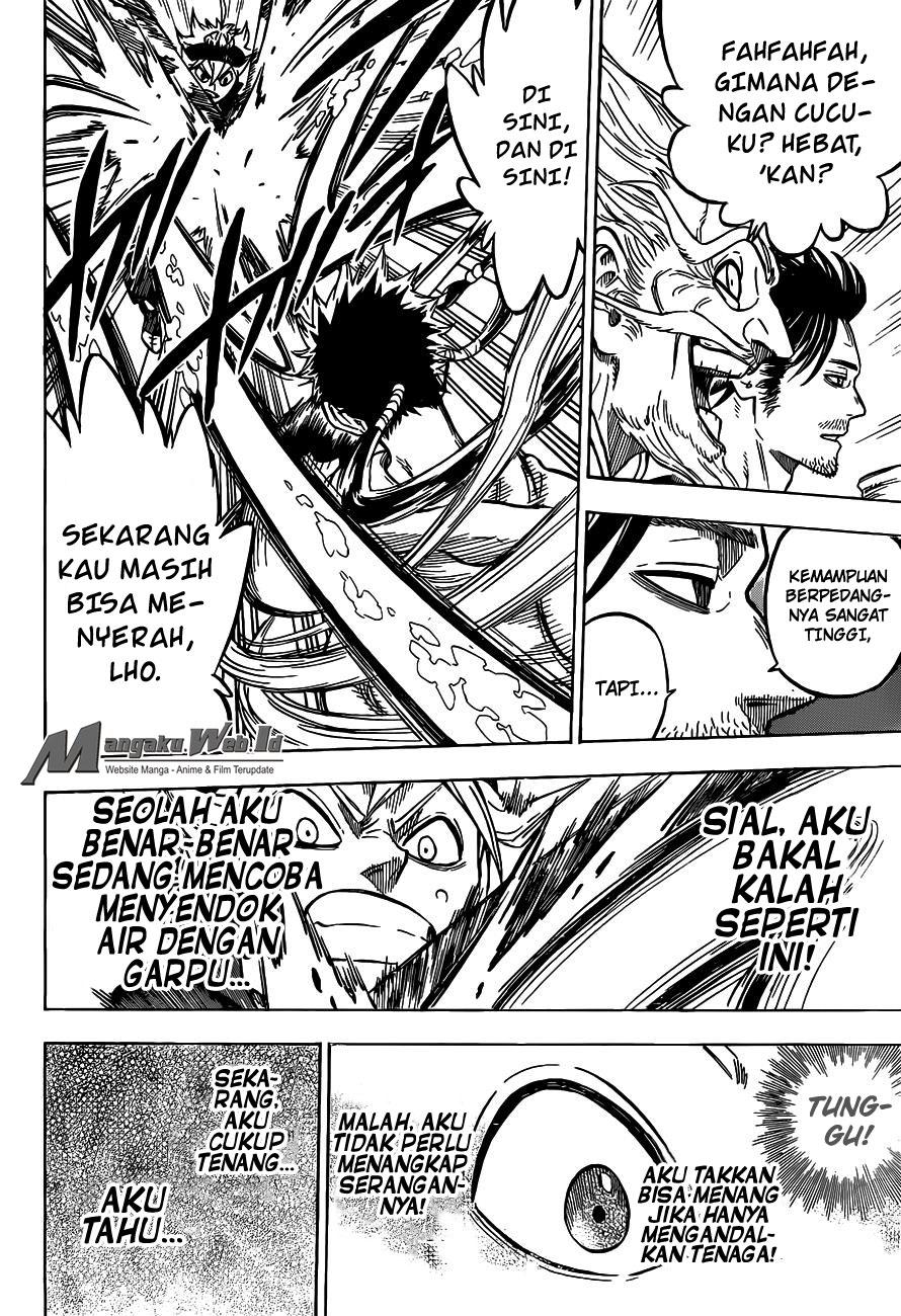 Manga Black Clover Chapter 62 Bahasa Indonesia