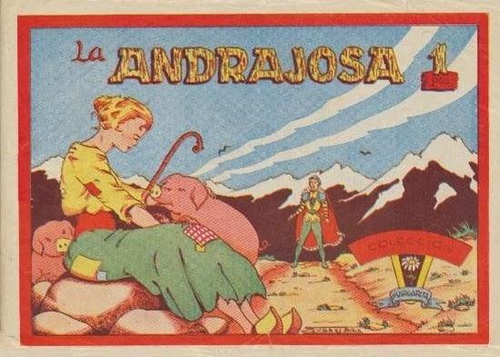 Colección Margarita nº 12 La Andrajosa