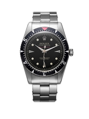 First Rolex Milgauss Model 1956
