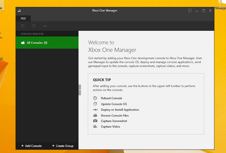 Hacker Leaks Xbox One SDK that could let Developers make
