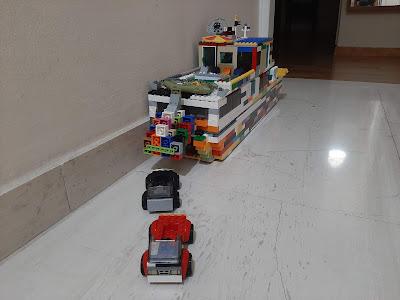 Lego cruiser 6