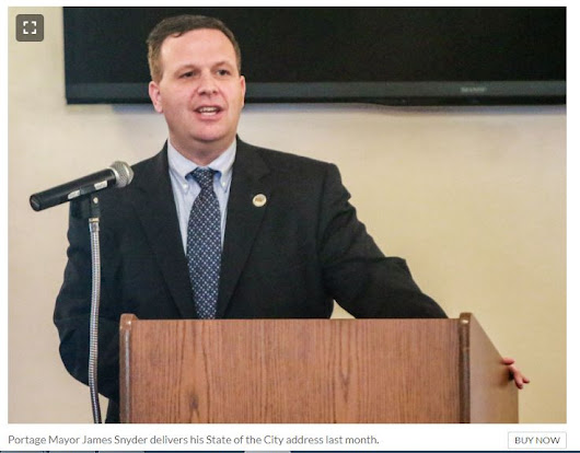 09142018 - News Article - Portage mayor's federal public corruption trial to move forward Oct. 9