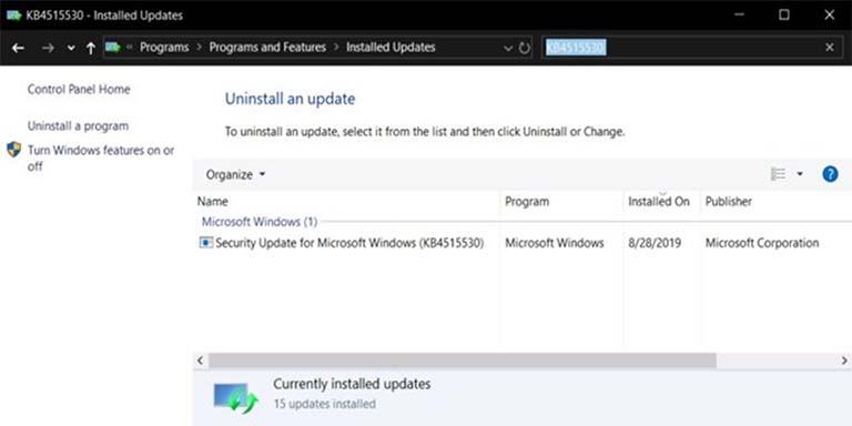 Windows 10 Versi 1903 Mendapatkan Pembaruan Servicing Stack Yang Baru