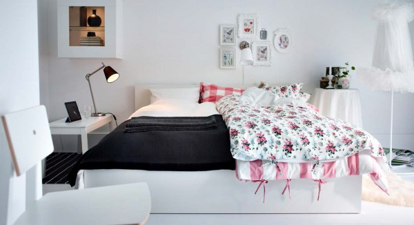 Ide Desain Kamar Tidur Bersama IKEA