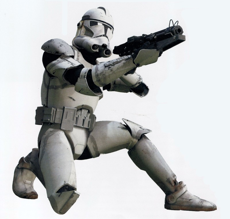 The Modelling News: No two Clone Troopers look alike – not ...