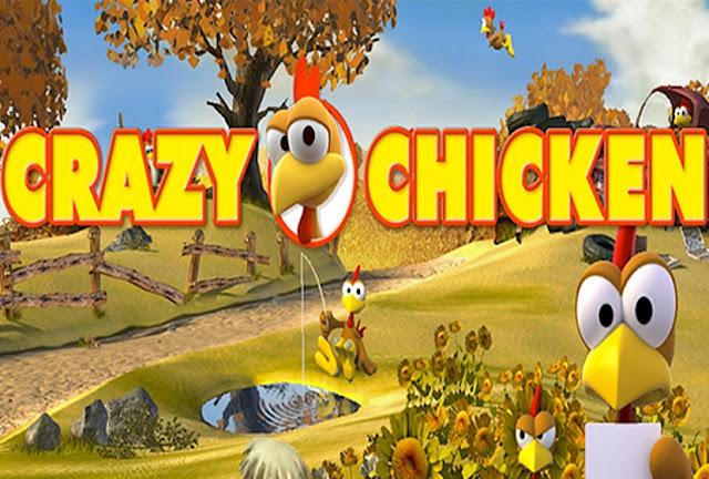 تنزيل لعبة الدجاجة المجنونة رابط مجاني بحجم 1 جيجا فقط  Crazy Chicken Collection