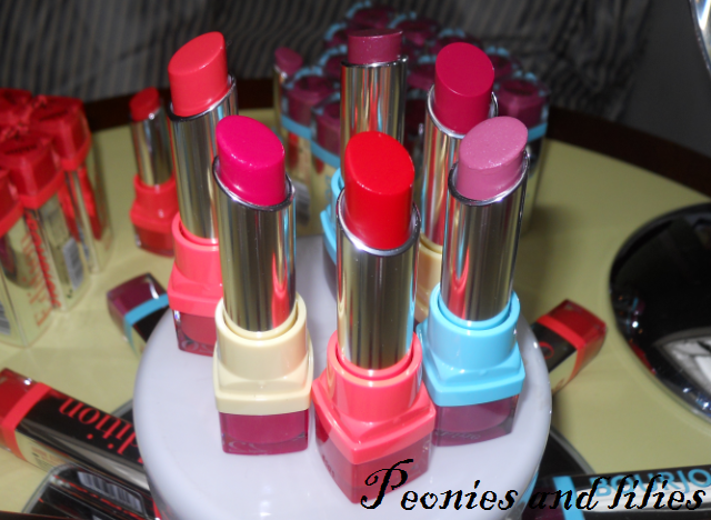 Bourjois rouge edition shine lipstick, Bourjois SS13