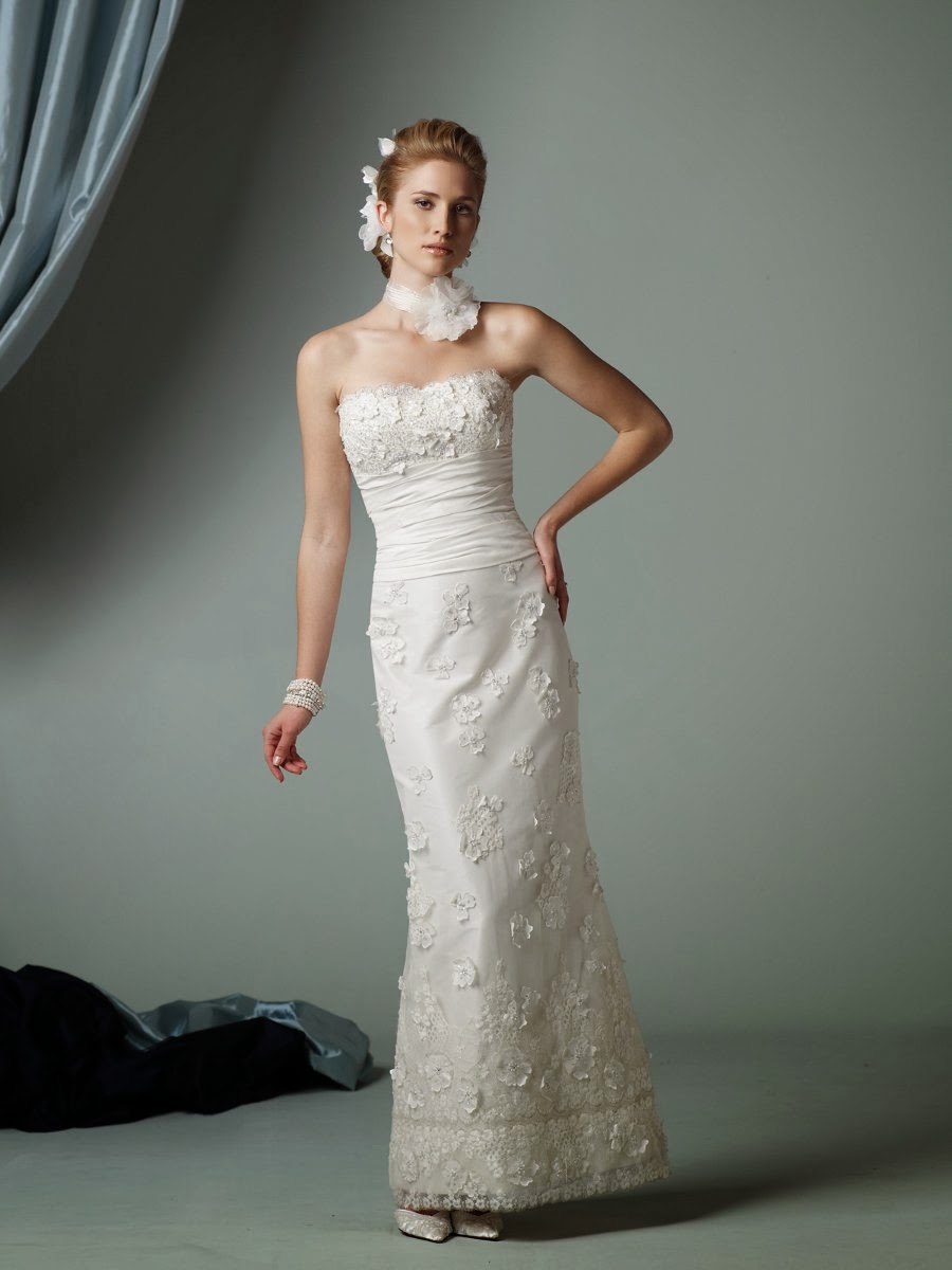 12708d491 Increíble galería de Vestidos de Novia con encaje