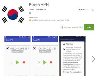 Ulasan Secara LEngkap Tentang Korea VPN