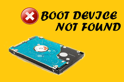 How to Fix Boot Device Not Found  | 3F0 Error
