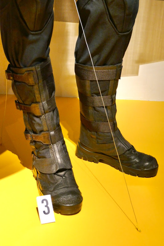 Captain America Winter Soldier costume boots