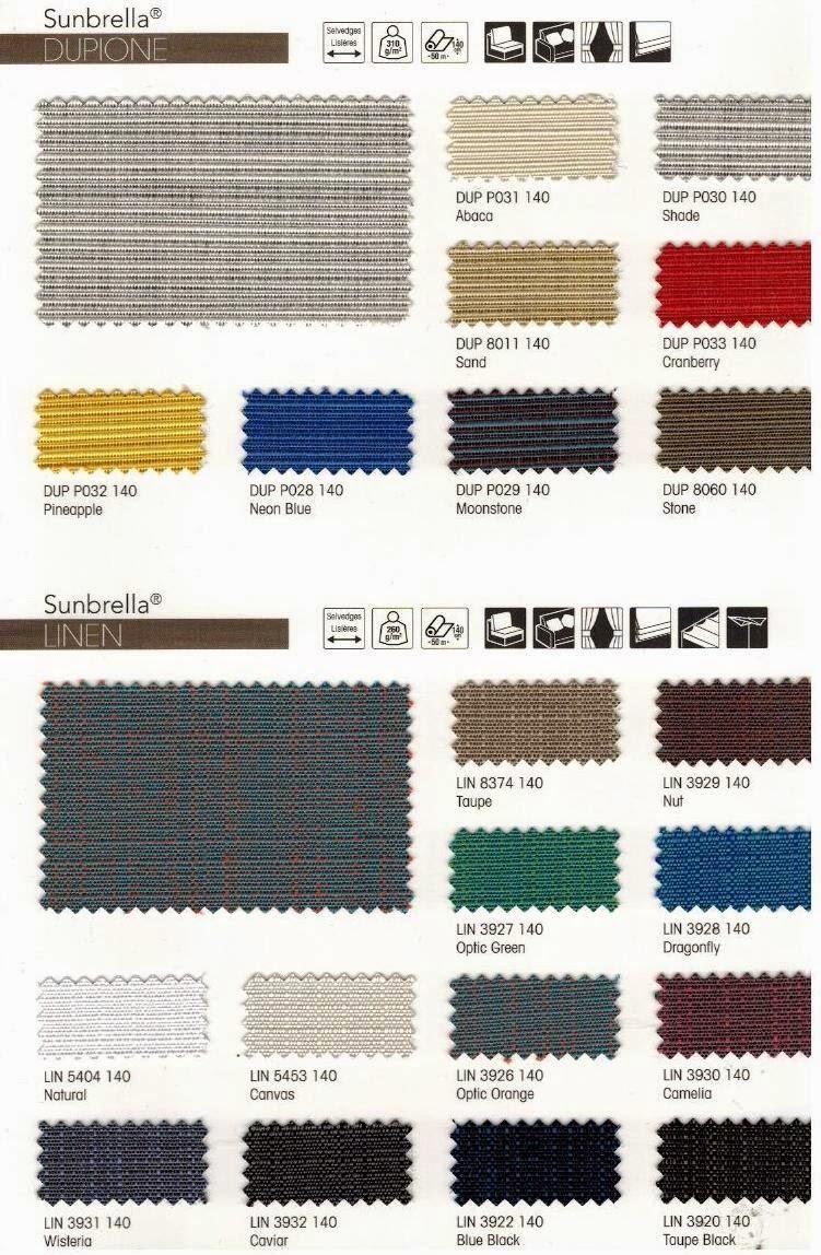 Fabric Cushions Sunbrella And MoreA Blog For
