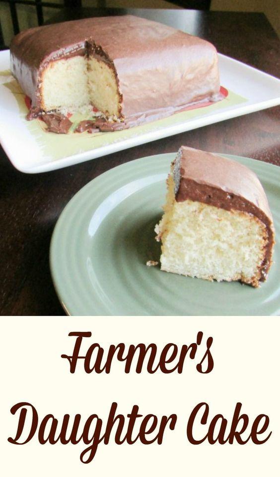 Farmer's Daughter Cake