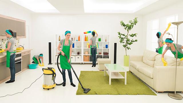 Dịch vụ giúp việc nhà theo giờ tại quận 2 gói phổ thông