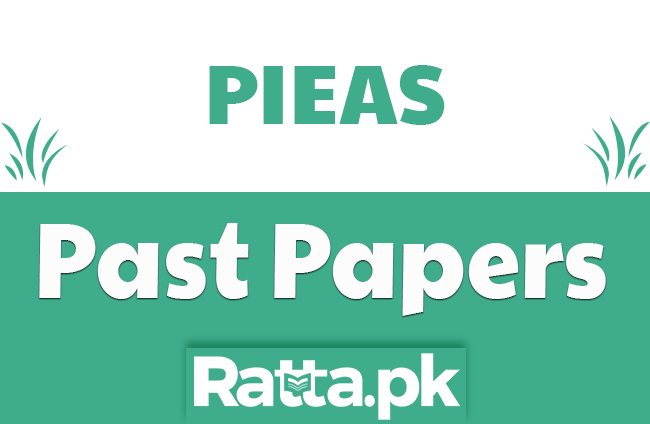 PIEAS Past Paper 2015 pdf