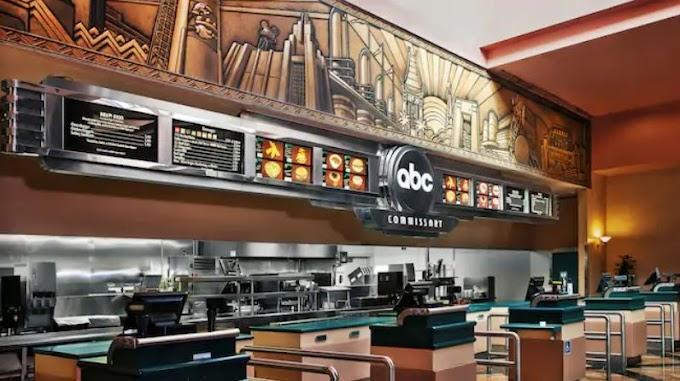 ABC Comissary: um restaurante coringa no Hollywood Studios